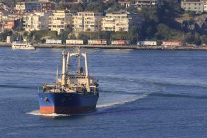 Photo of AYSHA M ship