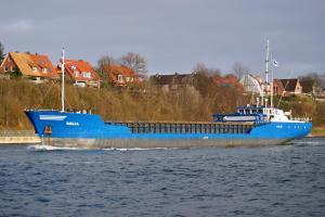 Photo of OYA1 ship