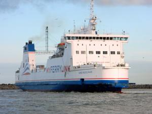 Photo of AL ANDALUS EXPRESS ship