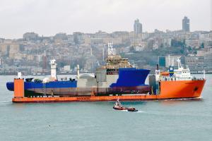 Photo of TRANSSHELF ship