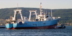 Photo of PLAYA DE SARTAXENS ship