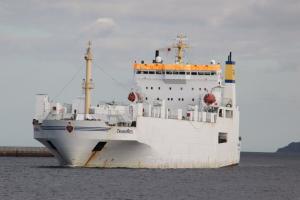 Photo of VINTERLAND ship