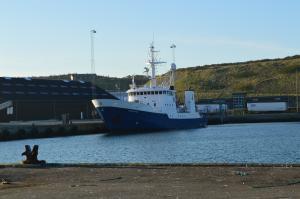 Photo of VESTKYSTEN ship
