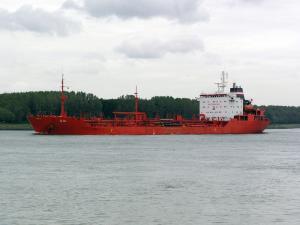 Photo of CARIBIC ship