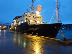 Photo of KOMMANDOR ship