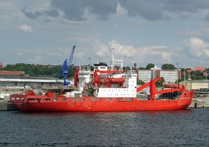 Photo of AKADEMIK FEDOR ship