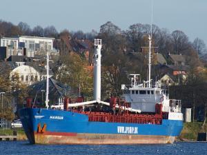 Photo of MARKUS ship