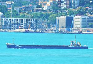 Photo of SALIX ship