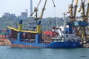 Photo of ALI S ship