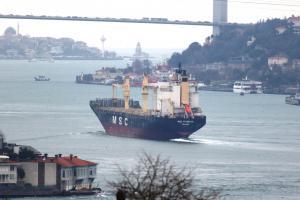 Photo of MSC FLORIANA ship