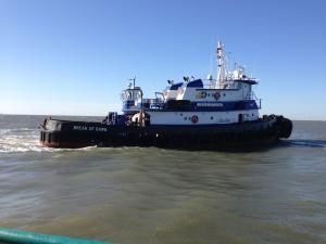 Photo of BREAK OF DAWN ship