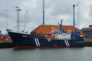 Photo of MERKUR ship