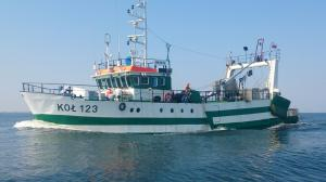 Photo of F/V KOL-123 ship