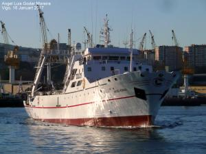 Photo of ARGOS PEREIRA ship