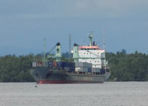 Photo of MERATUS SPIRIT 1 ship