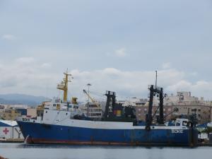 Photo of BOKE ship