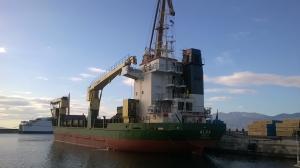 Photo of ALSA ship