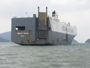 Photo of HOEGH TRITON ship