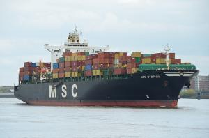 Photo of MSC DYMPHNA ship