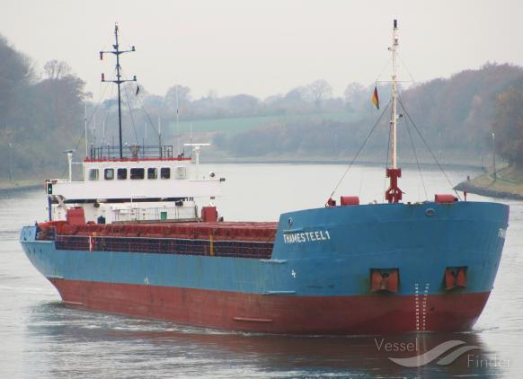 WHISKEY TRIO (MMSI: 353502000) ; Place: Kiel Canal