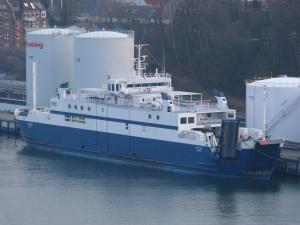 Photo of IONAS ship