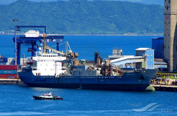 SHENG HO, Cement Carrier - Details and current position
