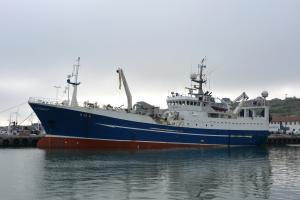 Photo of CETUS ship