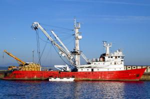 Photo of ALBONIGA ship