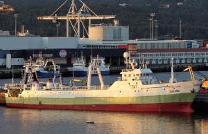 Photo of PLAYA DE TAMBO ship