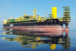 Photo of FIRENZE FPSO ship