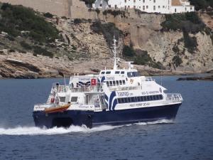Photo of EIVISSA JET ship