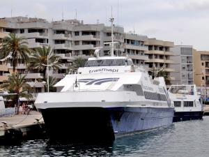 Photo of FORMENTERA JET ship