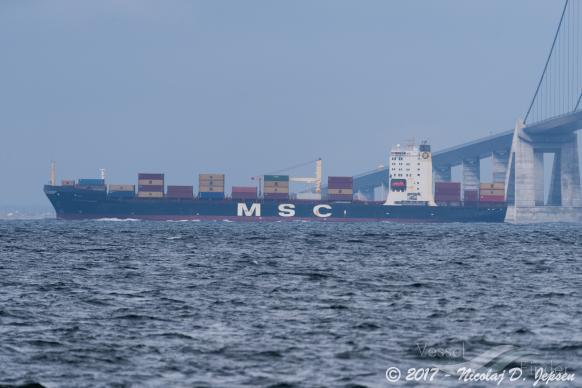MSC MARIA LAURA (MMSI: 351634000)