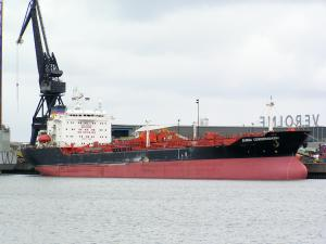 Photo of MT THERESA PELINTUNG ship