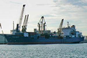 Photo of KKG-1 ship