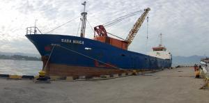 Photo of SABA NIAGA ship