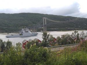 Photo of KV SVALBARD ship