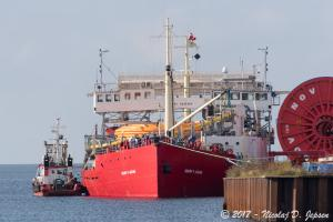 Photo of HENRY P. LADING ship