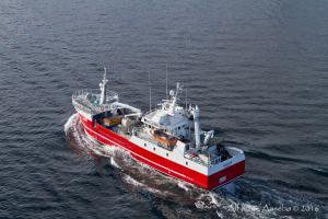 Photo of TUNFISK ship