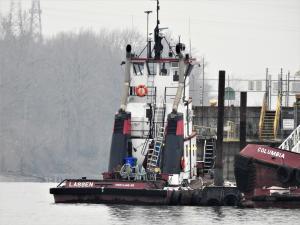 Photo of LASSEN ship