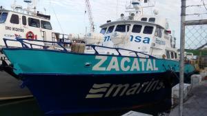 Photo of ZACATAL ship