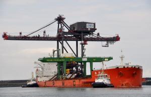 Photo of XINFA ship