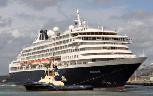 Photo of ms Prinsendam ship