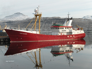 Photo of THOR BEAMER ship