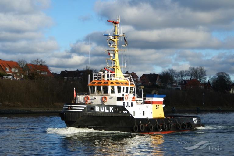 BUELK (MMSI: 211222680) ; Place: Kiel - Holtenau, Germany
