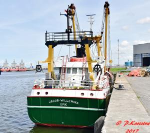 Photo of UK45 JACOB WILLEMINA ship