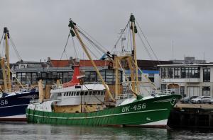 Photo of UK456 MARIE-JOSE ship