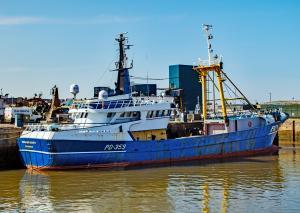 Photo of G.V.MORNING DAWN ship
