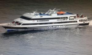 Photo of EUROPA JET ship