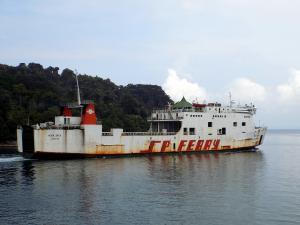 Photo of KMP NUSA JAYA ship